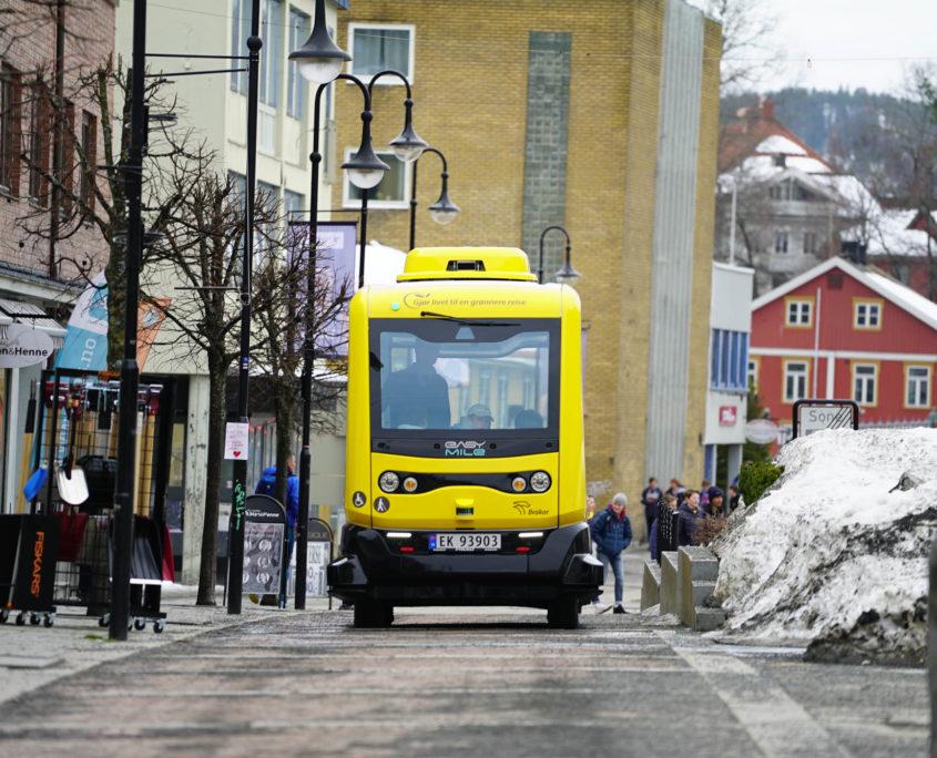 Kongsberg City&Lab